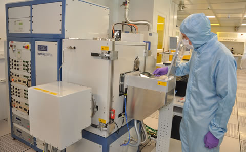 Integrated Photonics cleanroom